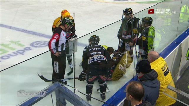 Fribourg-Gottéron officiellement en play-off