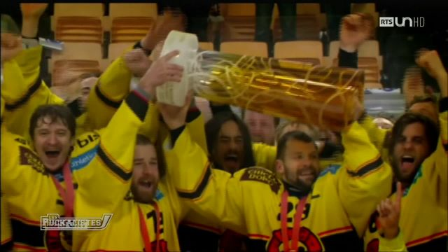 Finale de play-off: Berne décroche son quatorzième titre