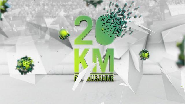 20KM de Lausanne Courses Catégorie 11 & 12