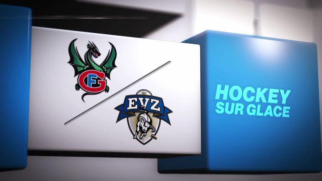 Match Hockey 2016-11-22 Fribourg-Zug 3-3