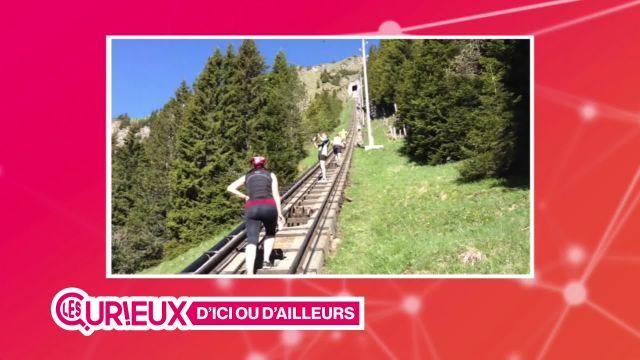 Le plus long escalier du monde est Suisse