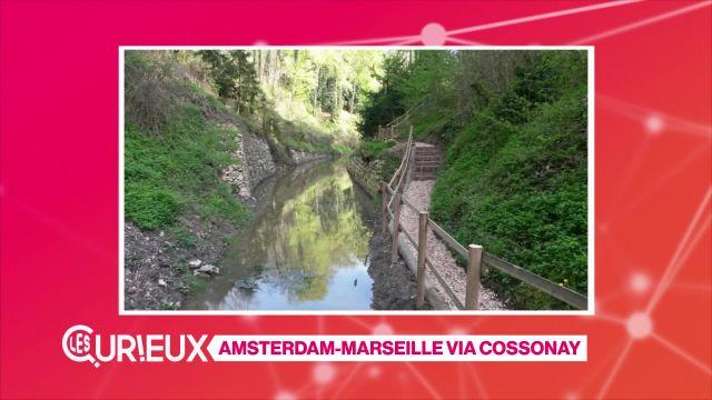 Amsterdam-Marseille via Cossonay