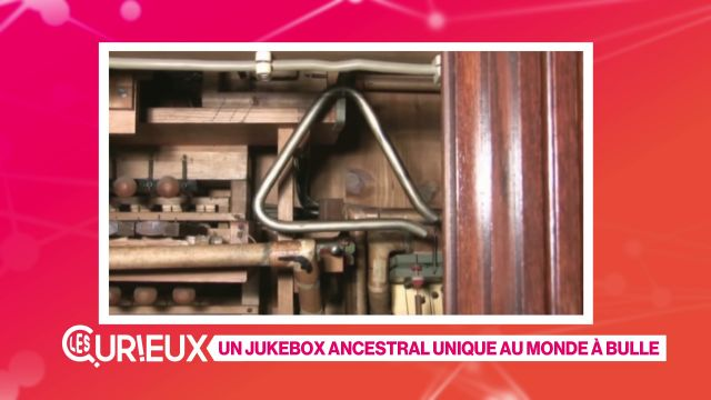 Un jukebox ancestral unique au monde à Bulle