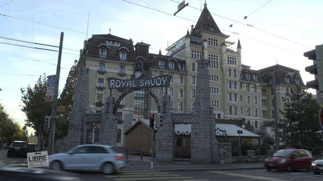 Dans les coulisses de l'hôtel Royal Savoy