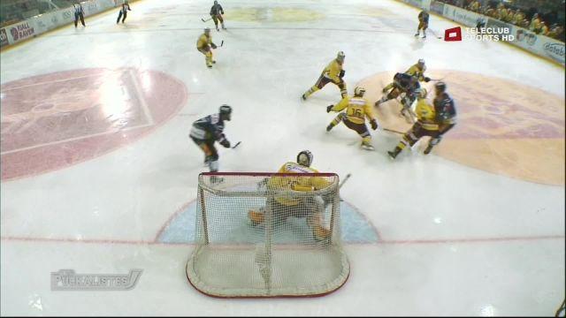 Genève-Servette a concédé une défaite amère contre Zoug