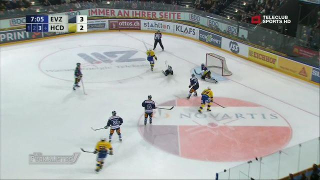 Playoffs LNA - Davos se reprend et Berne confirme