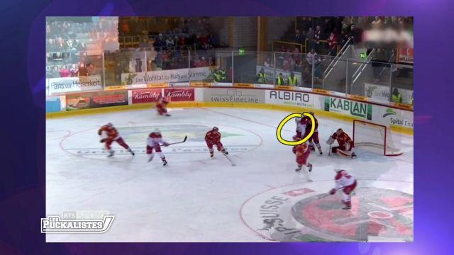 Lausanne, renversant, s'est imposé 5-3 à Langnau.