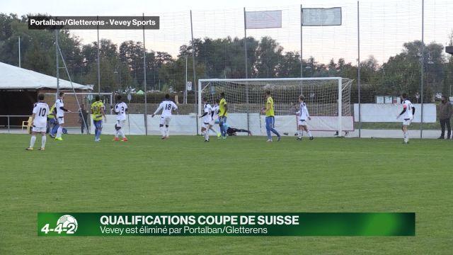 Vevey ne participera pas à la prochaine Coupe de Suisse