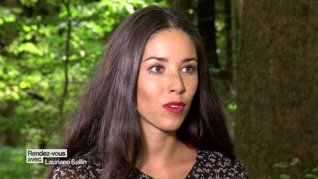 Rendez-vous avec Lauriane Sallin