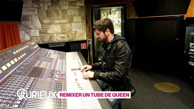 Remixer des titres de Queen à Montreux