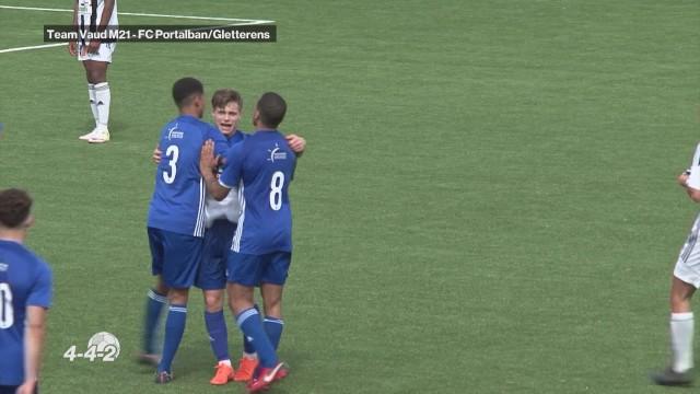Team Vaud : l'avenir du football vaudois