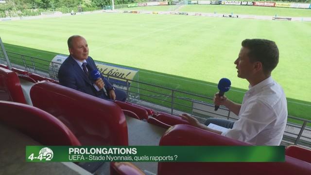 Le Stade Nyonnais sera remis aux normes.