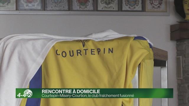 FC Courtepin-Misery-Courtion, un club faichement fusionné