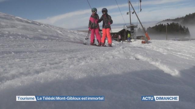 Irréductible Téléski Mont-Gibloux !