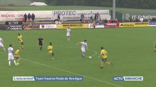 Exploit du Team Vaud