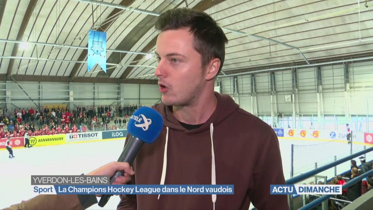 La Champions Hockey League dans le Nord vaudois