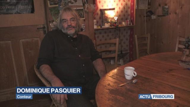 Dominique Pasquier : le berger conteur