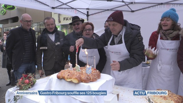 Gastro Fribourg souffle ses 125 bougies