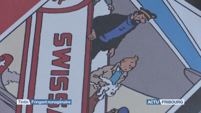Tintin fête ses 90 ans