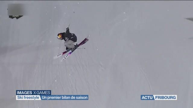 Premier bilan de saison ski freestyle
