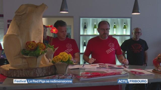 Le Red Pigs Festival réduit la voilure