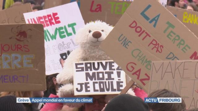 Grève mondiale du climat