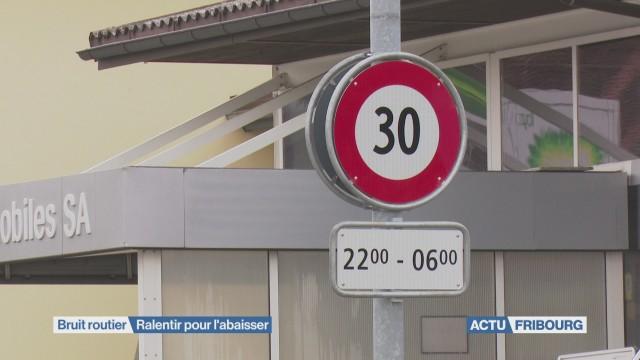 Des routes à 30 km/h pour juguler le bruit