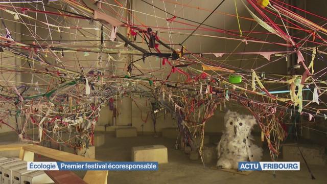 Premier festival écoresponsable