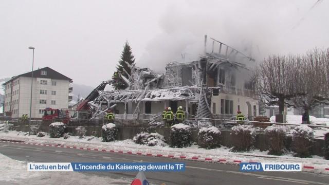 Le TF jugera l'incendie du Kaiseregg