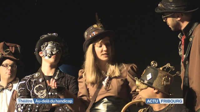 Un théâtre au-delà du handicap