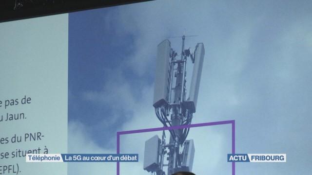 La 5G au cœur d'un débat