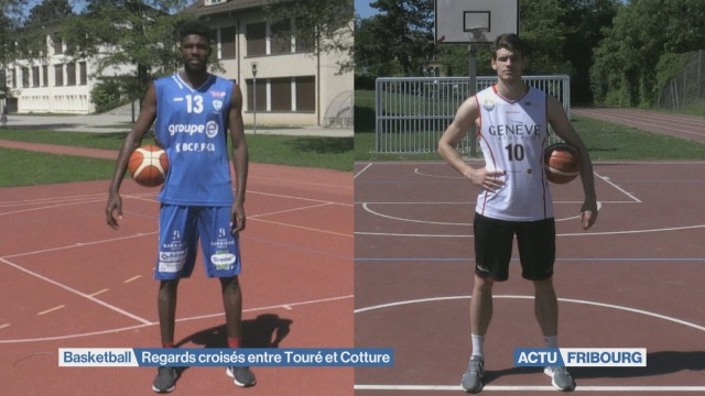 Regards croisés entre Touré et Cotture