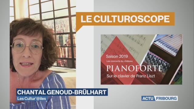 Nouveau programme du Culturoscope