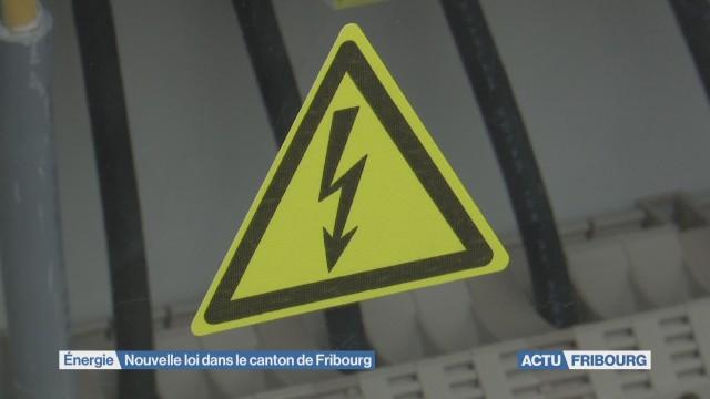 Nouvelle loi sur l'énergie