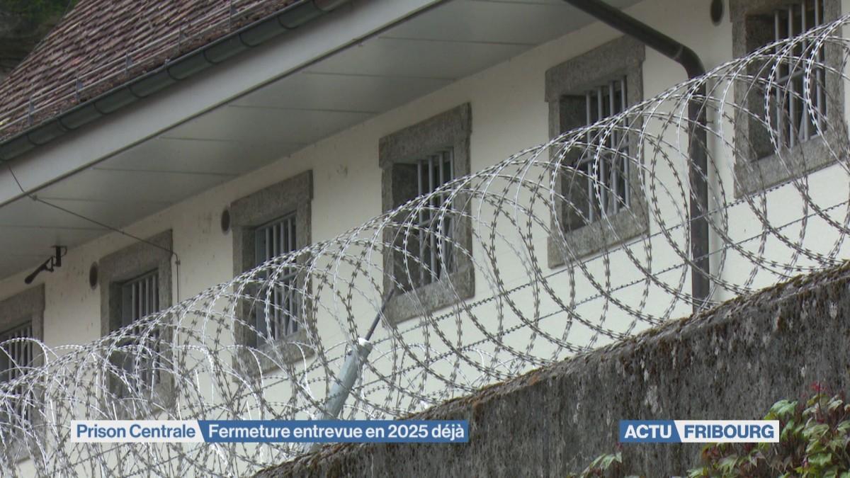 La prison centrale va fermer ses portes plus vite que prévu