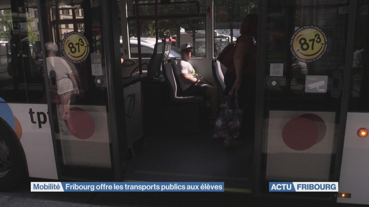 Le bus gratuit pour 2500 élèves