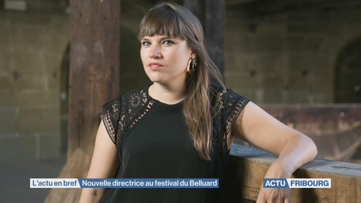Nouvelle directrice au Belluard