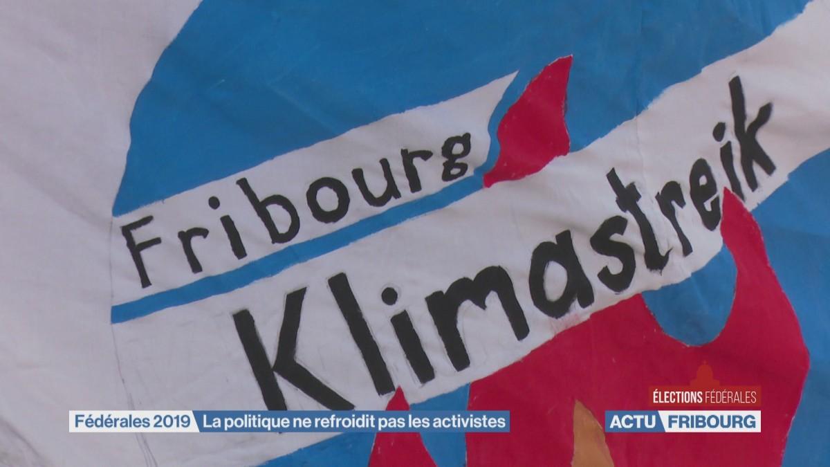 Les activistes du climat se lancent en politique (partie 1)