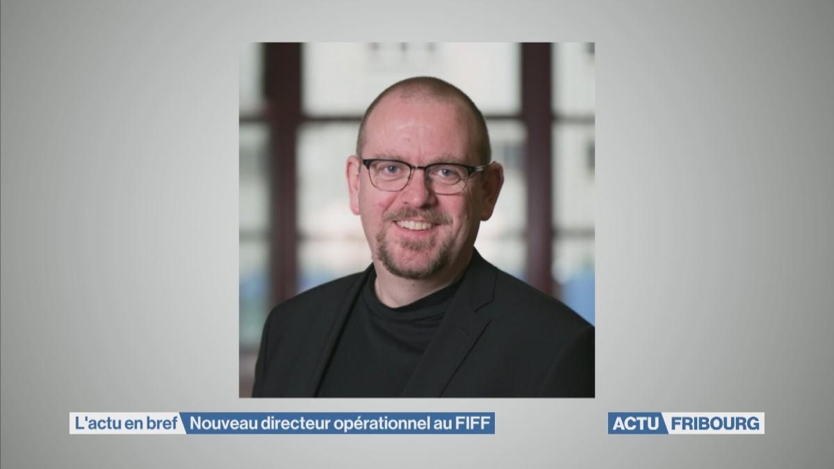 Nouveau directeur opérationnel au FIFF