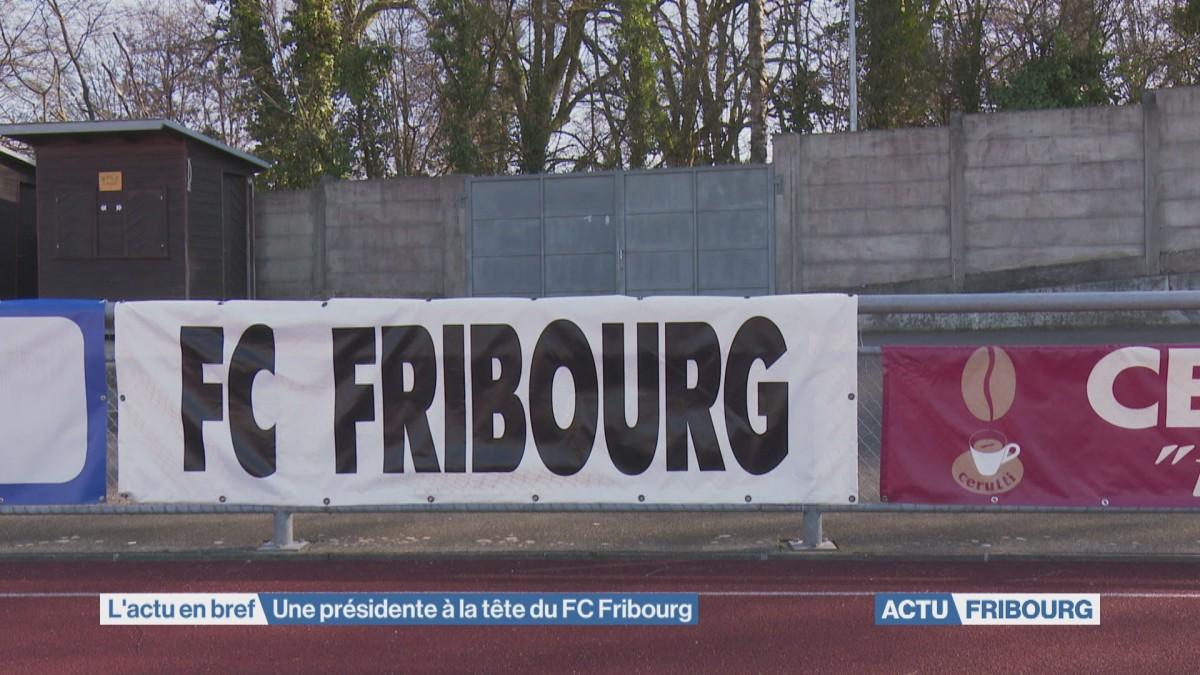 Actu Fribourg