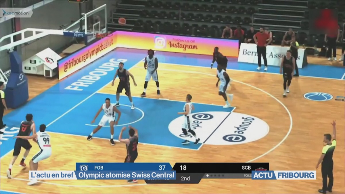 Olympic atomise Swiss Central