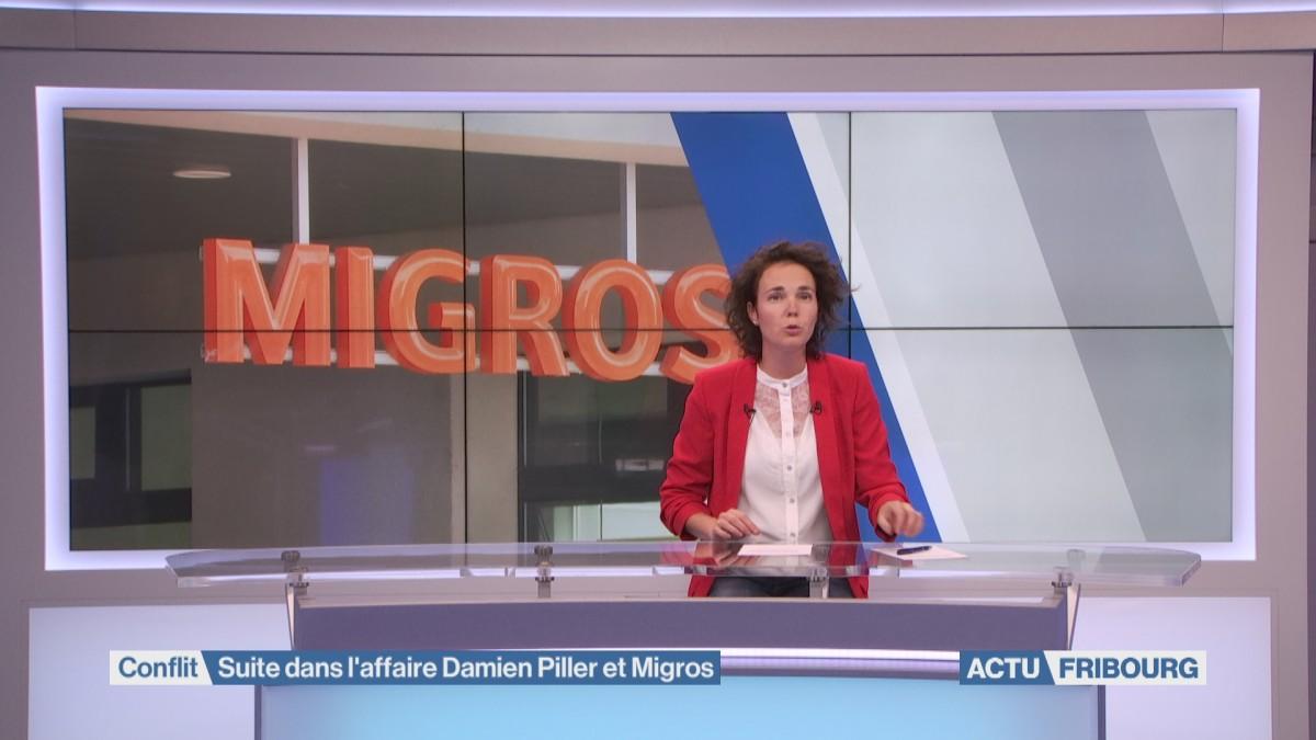 Nouvel élément dans le conflit entre Damien Piller et Migros
