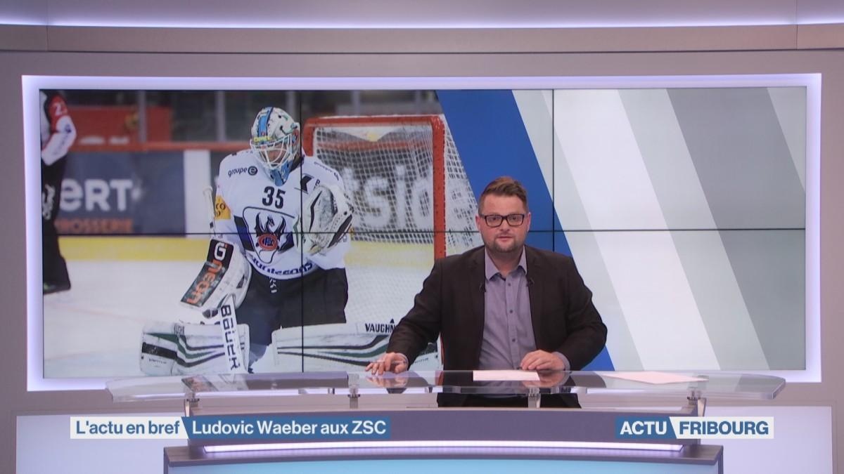 Ludovic Waeber à Zürich