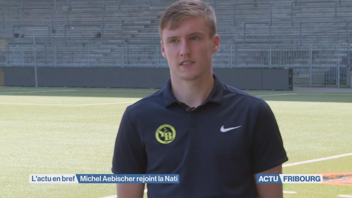 Michel Aebischer rejoint la Nati