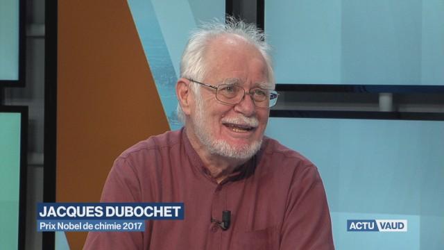 Jacques Dubochet au chevet du climat