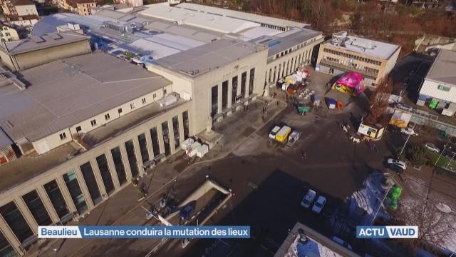 Lausanne conduira la mutation de Beaulieu