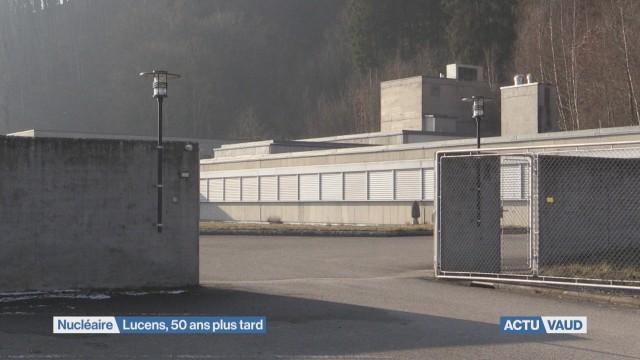 Lucens, 50 ans après la catastrophe nucléaire