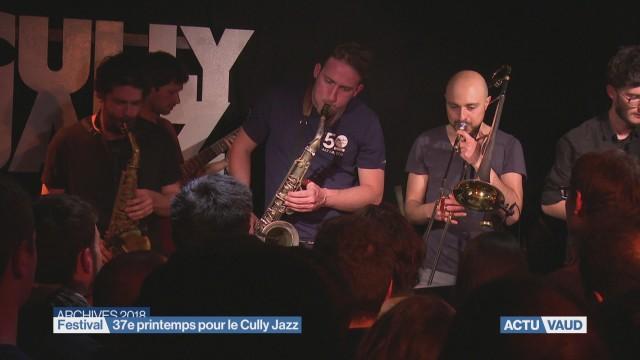 37e printemps pour le Cully Jazz