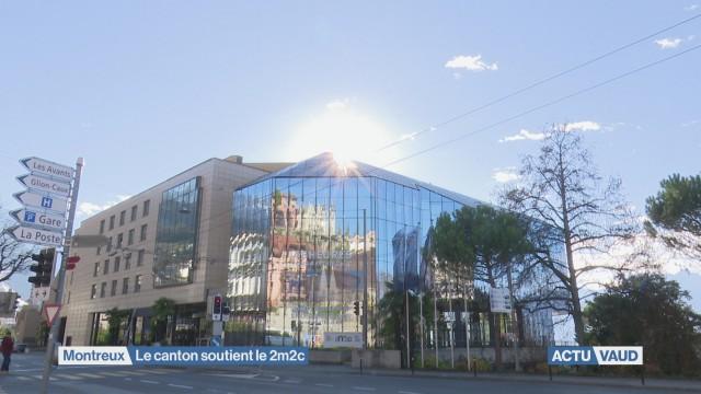 Le canton soutien le centre des congrès de Montreux
