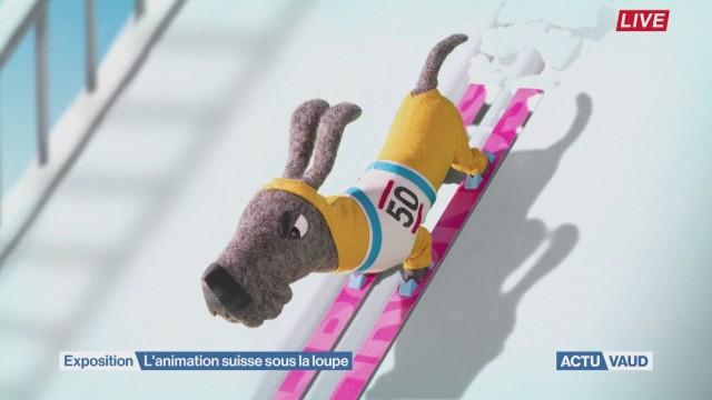 Coup de projecteur sur l'animation suisse